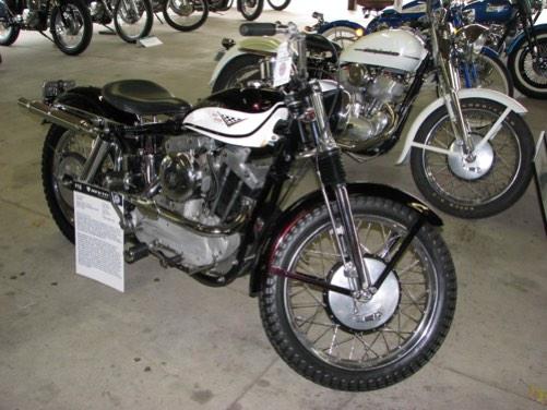 700-Class-703-1960-H.D.-XLCH-Sportster-883cc-Dan-Horn